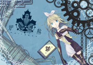 Rating: Safe Score: 2 Tags: kagamine_rin kasugasono meltdown_(vocaloid) vocaloid User: yumichi-sama