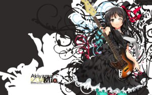 Rating: Safe Score: 30 Tags: akiyama_mio ch@r k-on! wallpaper User: Radioactive