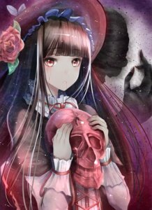 Rating: Safe Score: 34 Tags: ajin blood gothic_lolita lolita_fashion nick_(nikek96) User: Mr_GT