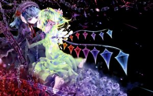 Rating: Safe Score: 16 Tags: fixed flandre_scarlet nc remilia_scarlet touhou User: petopeto