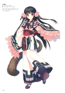 Rating: Questionable Score: 25 Tags: animal_ears mitsumi_misato rurutie_(utawarerumono) scanning_artifacts tail utawarerumono utawarerumono_itsuwari_no_kamen User: Radioactive