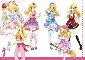 Rating: Questionable Score: 7 Tags: aikatsu! dress heels japanese_clothes seifuku tagme thighhighs witch User: Radioactive