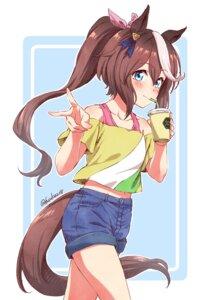 Rating: Safe Score: 23 Tags: animal_ears fuusuke tail tokai_teio_(umamusume) uma_musume_pretty_derby User: dick_dickinson