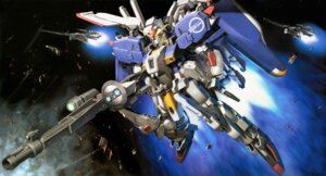 Rating: Safe Score: 19 Tags: gundam gundam_sentinel mecha msz-006c1_zeta_plus User: Radioactive