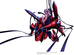 Rating: Safe Score: 13 Tags: bodysuit choco mecha_musume uzuki_shion xenosaga User: fireattack