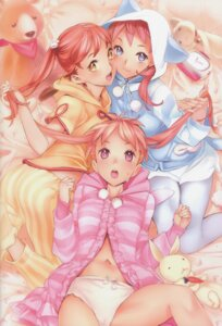 Rating: Questionable Score: 45 Tags: nishieda pajama pantsu User: eccdbb