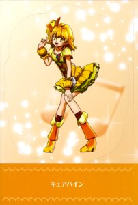 Rating: Questionable Score: 7 Tags: dress fresh_pretty_cure! heels pretty_cure yamabuki_inori User: drop