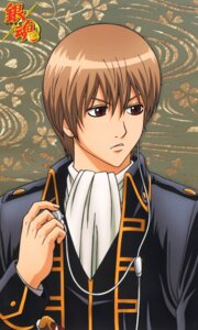 Rating: Safe Score: 4 Tags: gintama male okita_sougo screening User: Li_Yeon