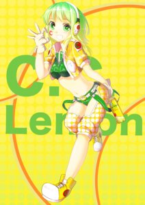 Rating: Safe Score: 22 Tags: anthropomorphization c.c._lemon c.c._lemon_(character) headphones iltusa User: syuki144
