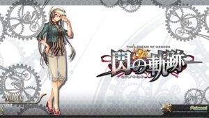 Rating: Safe Score: 10 Tags: eiyuu_densetsu eiyuu_densetsu:_sen_no_kiseki enami_katsumi falcom megane misty wallpaper User: beitiao