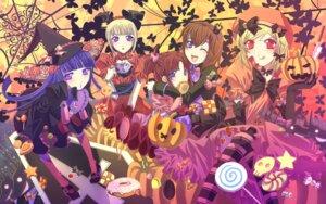 Rating: Safe Score: 6 Tags: beatrice frederica_bernkastel halloween kariya lambdadelta umineko_no_naku_koro_ni ushiromiya_ange ushiromiya_maria User: 洛井夏石