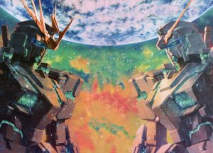 Rating: Safe Score: 8 Tags: gundam gundam_unicorn mecha unicorn_gundam User: HMX-999
