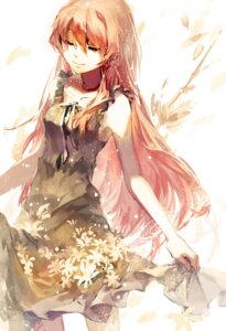 Rating: Safe Score: 31 Tags: cathyinaba dress megurine_luka skirt_lift vocaloid User: charunetra