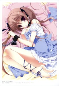 Rating: Safe Score: 72 Tags: dress ichinose_himeki imouto_choukyou_nikki k-books nanaca_mai User: WtfCakes