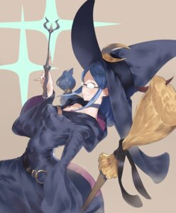 Rating: Safe Score: 27 Tags: dress little_witch_academia megane tokopi ursula_(little_witch_academia) witch User: Mr_GT