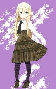 Rating: Safe Score: 8 Tags: dress k-on! kotobuki_tsumugi pantyhose yuyui User: Radioactive