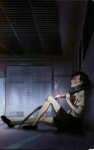 Rating: Safe Score: 7 Tags: blood+ blood_the_last_vampire otonashi_saya screening sword User: charunetra