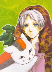 Rating: Safe Score: 2 Tags: male midorikawa_yuki natsume_yuujinchou neko nyanko User: Radioactive
