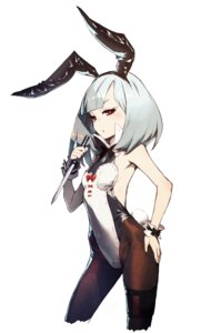 Rating: Safe Score: 29 Tags: animal_ears bunny_ears bunny_girl cozy garter pantyhose tail weapon User: Mr_GT