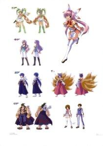 Rating: Safe Score: 5 Tags: amatsuka_fubuki animal_ears armor character_design cleavage gun japanese_clothes kitsune komatsu_e-ji mikado_(suparobo_gakuen) miko seifuku seto_sakuya shijou_saya shinonome_kyouka suparobo_gakuen tail thighhighs todoroki_goutarou User: crim