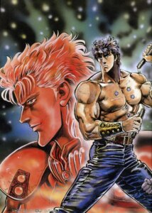 Rating: Safe Score: 7 Tags: hokuto_no_ken kenshiro male raoh User: Radioactive