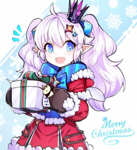 Rating: Safe Score: 37 Tags: christmas dress elsword horns hwansang lu_(elsword) pointy_ears User: nphuongsun93