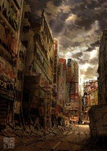 Rating: Safe Score: 18 Tags: landscape tokyo_gensou User: Radioactive