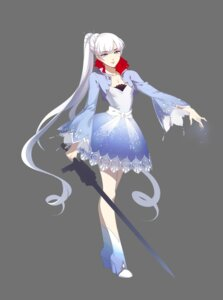 Rating: Safe Score: 32 Tags: einlee rwby weiss_schnee User: animeprincess