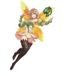 Rating: Questionable Score: 6 Tags: cleavage dress fairy fire_emblem fire_emblem_heroes nintendo peony_(fire_emblem) pointy_ears see_through thighhighs wings yoshiku User: fly24