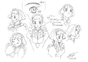 Rating: Safe Score: 3 Tags: character_design himeno_fumi hisayuki_hirokazu mai_hime maid User: Radioactive