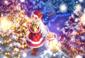 Rating: Safe Score: 32 Tags: christmas dress maruyama-jp pantyhose User: Mr_GT