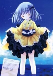 Rating: Safe Score: 44 Tags: irotoridori_no_sekai lolita_fashion sakurazawa_izumi shikishima_kyou wa_lolita User: Kalafina