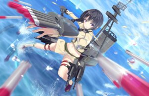 Rating: Safe Score: 67 Tags: kantai_collection kitakami_(kancolle) ninnzinn pantsu User: tbchyu001