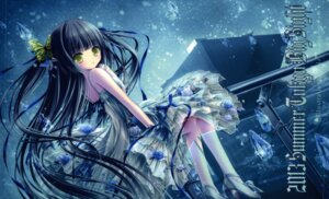 Rating: Safe Score: 89 Tags: dress harukaze_setsuna heels tinkle User: WtfCakes