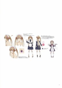 Rating: Questionable Score: 21 Tags: character_design digital_version maid myuseru_foaran naked outbreak_company pointy_ears yuugen User: Twinsenzw