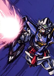 Rating: Safe Score: 5 Tags: gundam gundam_00 mecha User: harimahario