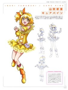 Rating: Safe Score: 4 Tags: character_design fresh_pretty_cure! heels pretty_cure sketch User: drop
