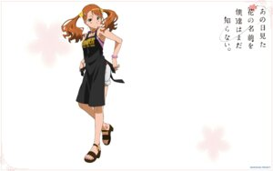 Rating: Safe Score: 16 Tags: anjou_naruko ano_hi_mita_hana_no_namae_wo_bokutachi_wa_mada_shiranai wallpaper User: beitiao