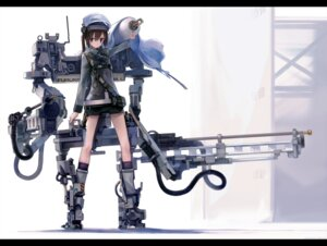Rating: Safe Score: 24 Tags: astg mecha_musume User: Radioactive