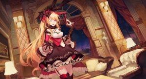 Rating: Safe Score: 55 Tags: cleavage criin dress stockings thighhighs User: Mr_GT