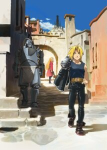 Rating: Safe Score: 15 Tags: alphonse_elric edward_elric fullmetal_alchemist tagme User: Ryksoft