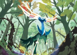 Rating: Safe Score: 17 Tags: monster oomura_yuusuke pokemon pokemon_xy xerneas User: Buger