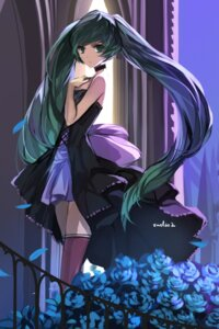 Rating: Safe Score: 68 Tags: hatsune_miku swd3e2 thighhighs vocaloid User: Romio88