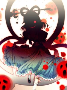 Rating: Safe Score: 9 Tags: chima_q kaku_seiga touhou User: Mr_GT