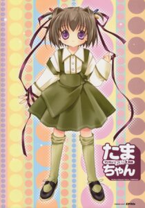 Rating: Safe Score: 5 Tags: bottle_fairy tama-chan thighhighs tokumi_yuiko User: petopeto