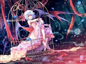 Rating: Safe Score: 47 Tags: dress kieta remilia_scarlet touhou User: fireattack
