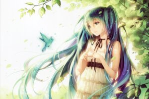 Rating: Safe Score: 107 Tags: dress hatsune_miku tid vocaloid User: yong
