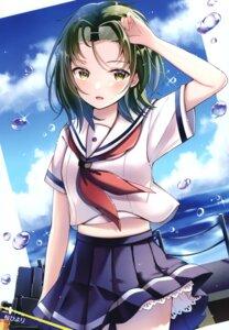 Rating: Safe Score: 15 Tags: high_school_fleet megane noma_machiko sakura_hiyori seifuku User: fireattack