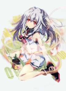 Rating: Safe Score: 71 Tags: isla okiura plastic_memories uniform User: DDD