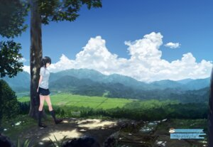 Rating: Safe Score: 49 Tags: coffee-kizoku digital_version landscape seifuku User: Twinsenzw
